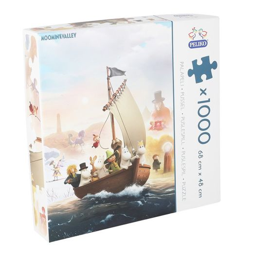 Puzzle An adventure 1000 pcs