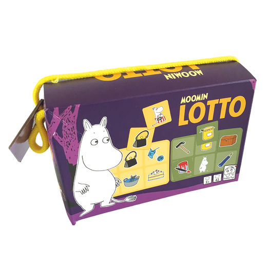 Barbo Toys Moomin game Lotto
