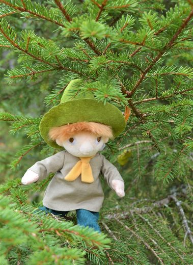 Snufkin plush toy